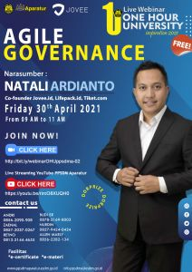 One Hour University - Agile Governance